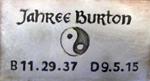 Jahree Burton