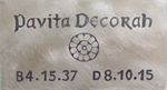 Pavita Decora