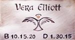 Vera Elliott
